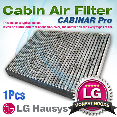 lg hausys cabiner air filter ki 006 fit kia 2010 2012. Black Bedroom Furniture Sets. Home Design Ideas