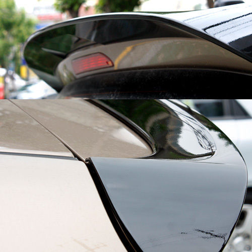 Rear Wing Roof Spoiler Painted Fit Kia 2011 2012 2013 2014