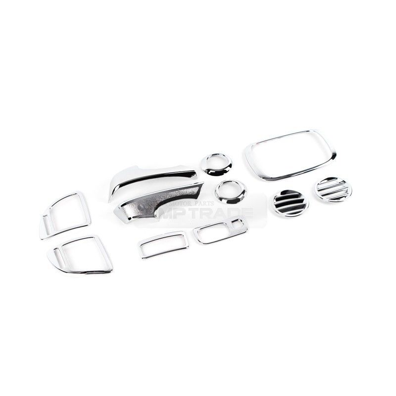 Chrome Interior Molding Trim Cover 11P K-273 for KIA 2005