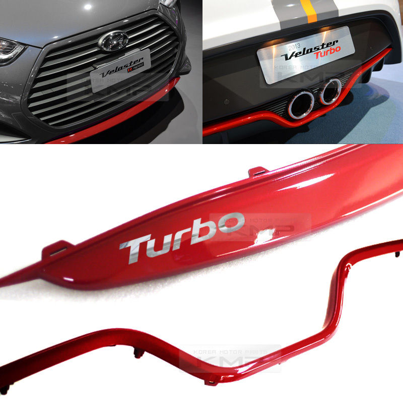 OEM Genuine Parts Front + Rear Bumper Lip For HYUNDAI 2012-2015 Veloster on 2016 camaro turbo, 2016 elantra turbo, 2016 jetta turbo, 2016 lancer turbo, 2016 eclipse turbo, 2016 fusion turbo, 2016 cx-5 turbo, 2016 outback turbo, 2016 forester turbo, 2016 focus turbo, 2016 optima turbo, 2016 sportage turbo, 2016 civic turbo, 2016 verano turbo, 2016 explorer turbo, 2016 impala turbo, 2016 tucson turbo, 2016 sonata turbo, 2016 malibu turbo, 2016 tacoma turbo,