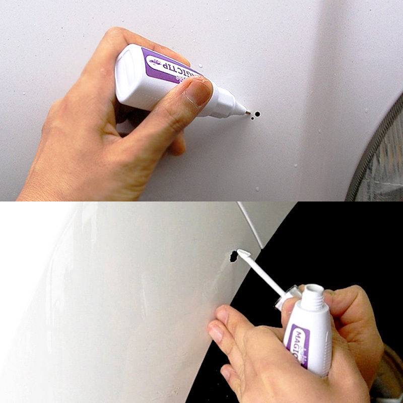Magic tip car paint touch up for hyundai 2011 2012 2013 for How to do touch up paint on car