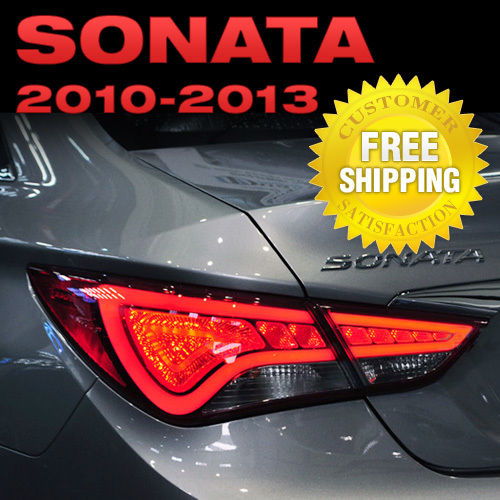 Oem Led Tail Light Rear Lamp For Hyundai Yf Sonata Ix45