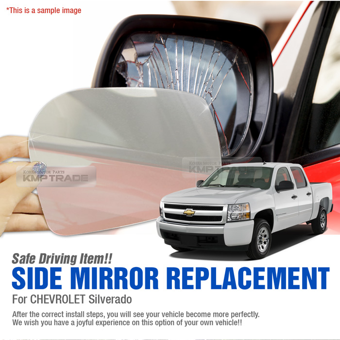 Car Side Mirror Replacement RH 1P for CHEVROLET 1999-2007 ...