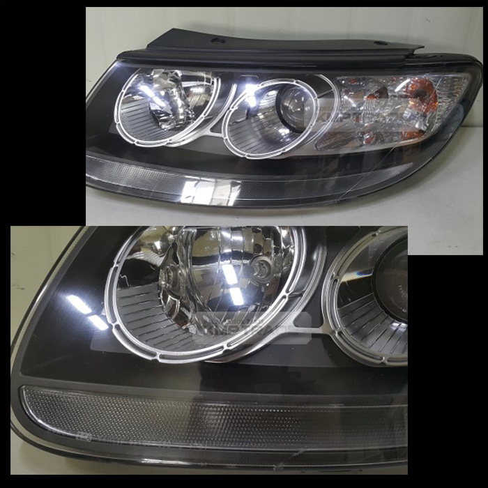 2011 Hyundai Santa Fe Exterior: OEM Genuine Parts Halogen Head Light Lamp LH For HYUNDAI
