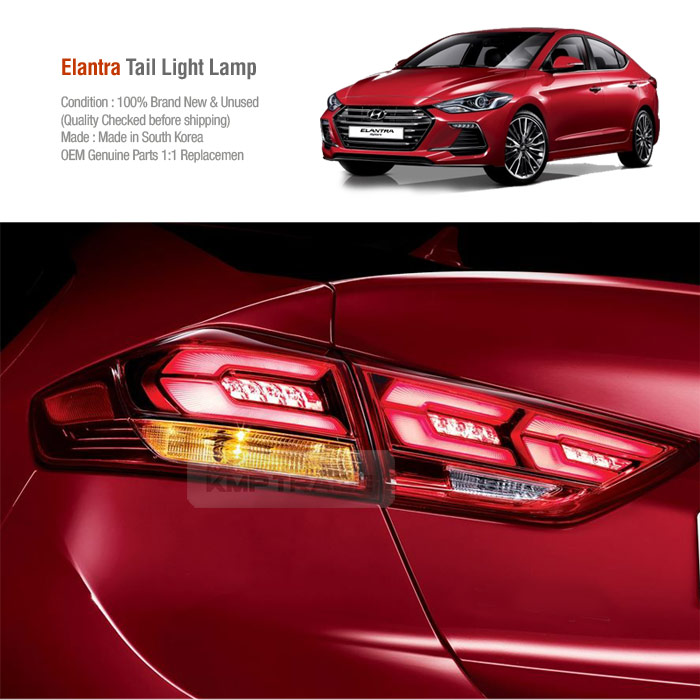 Hyundai Civic For Sale: OEM Parts Rear Tail Light LED Lamps LH Assembly For